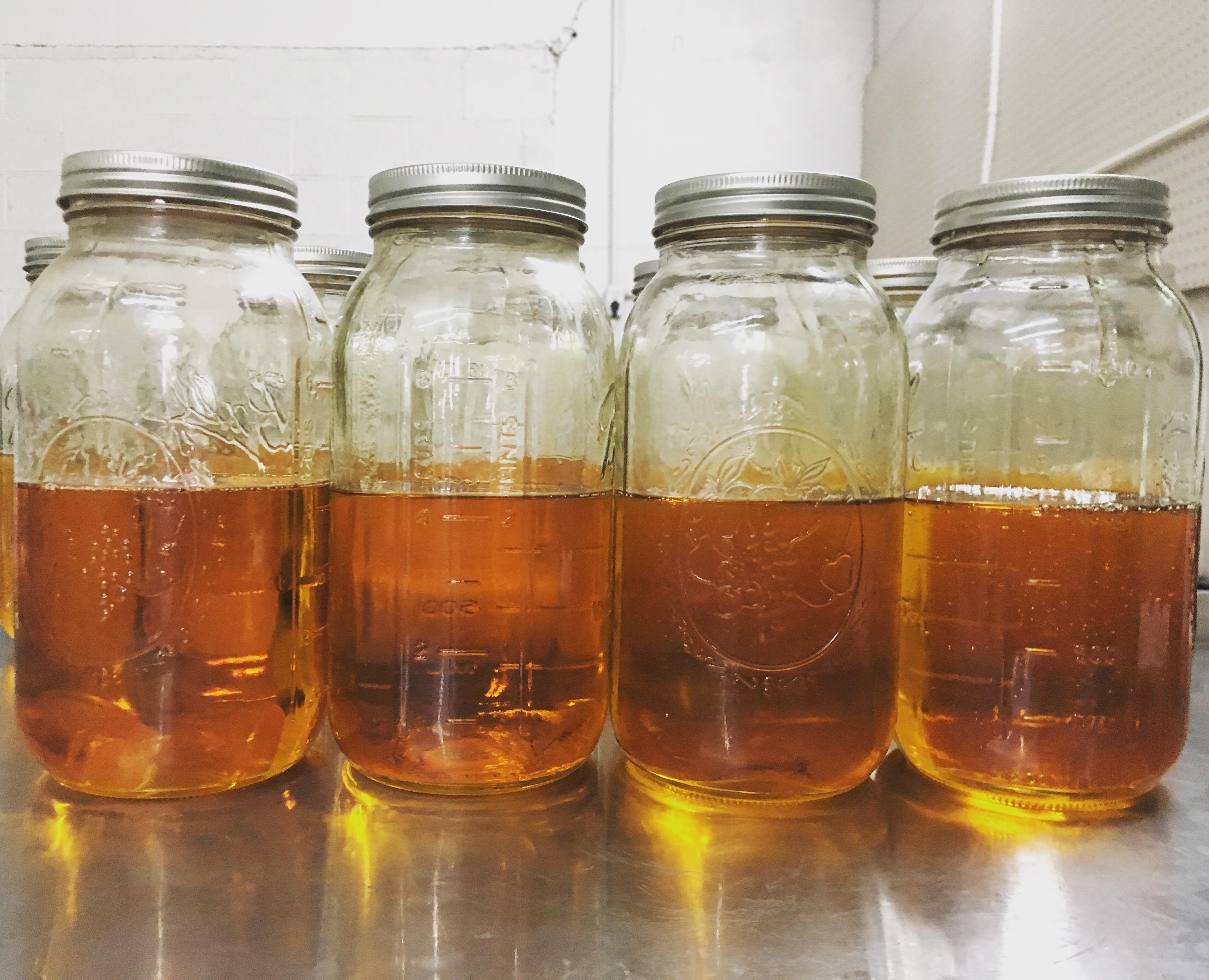 Broad Spectrum CBD Distillate (90%+ Cannabinoids) - Hemp Outlet