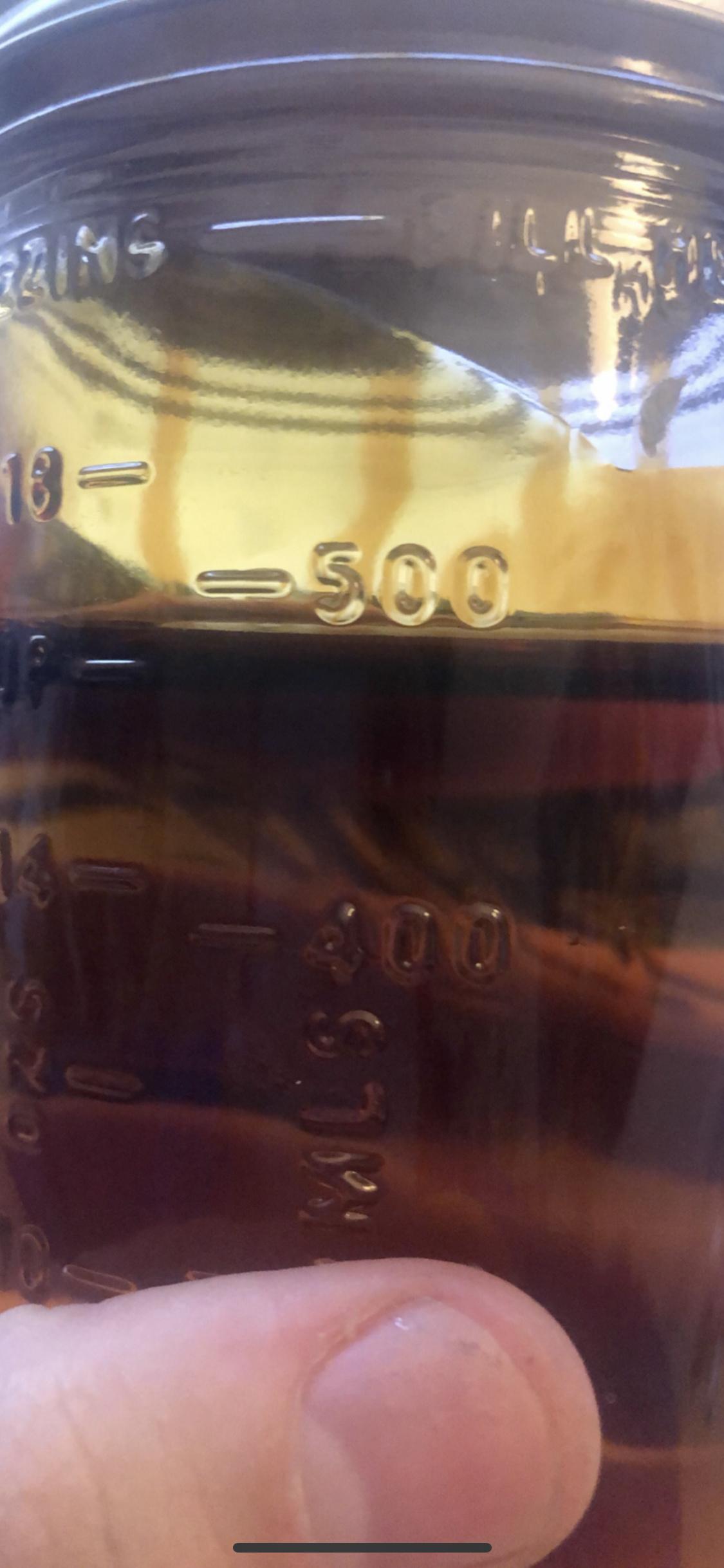 1L of pure distillate in grams - CannaBusiness - Future4200